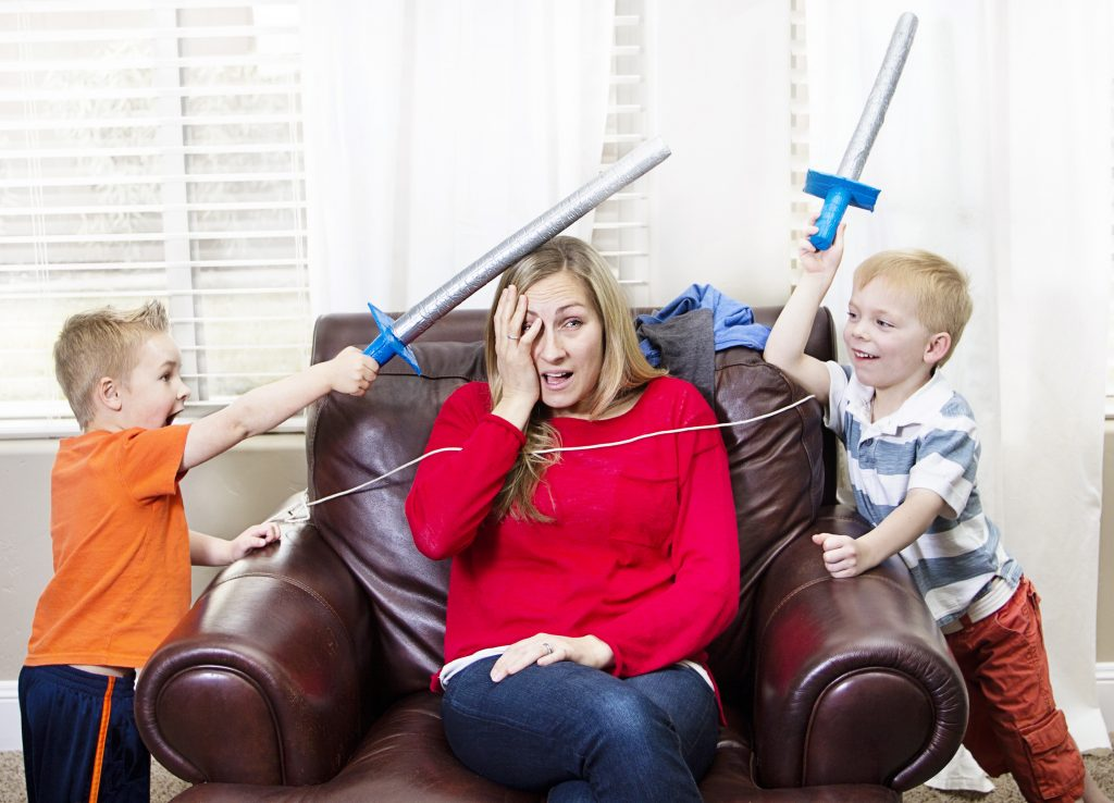 Tips for new stay at home moms