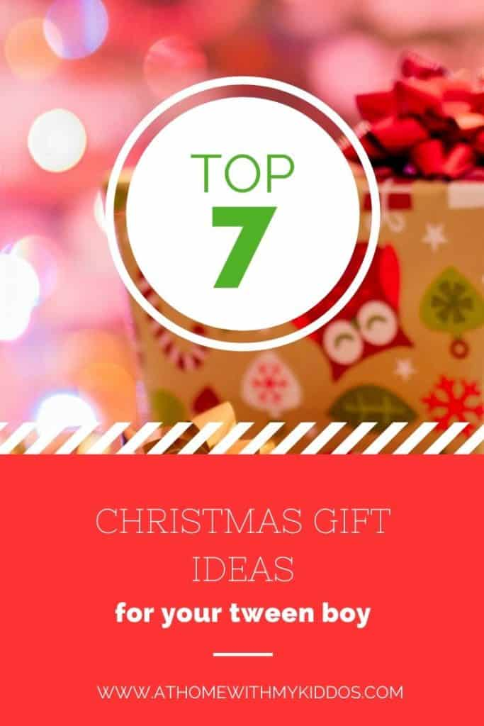 Christmas Gift Ideas for Tween Boy